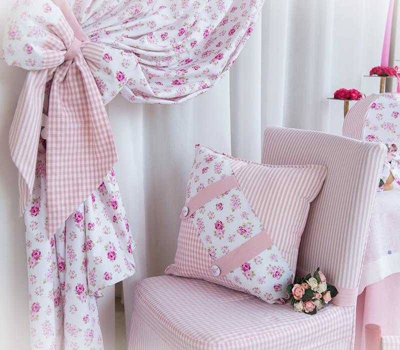 Sedie e cuscini personalizzati