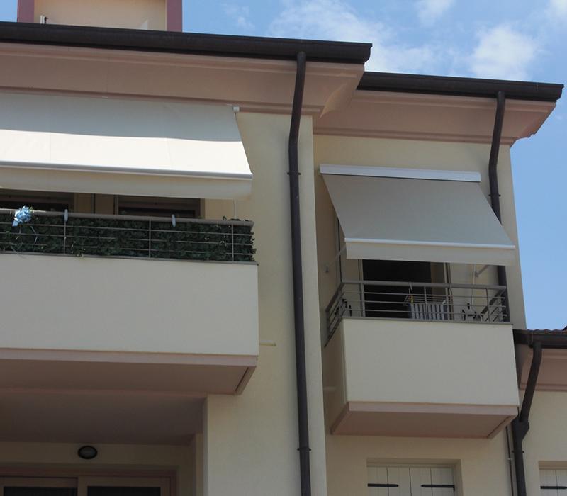 tenda esterna balcone