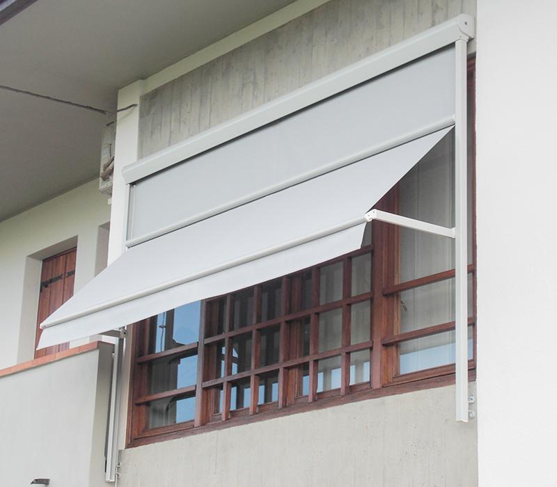 tenda cassonetto per finestra