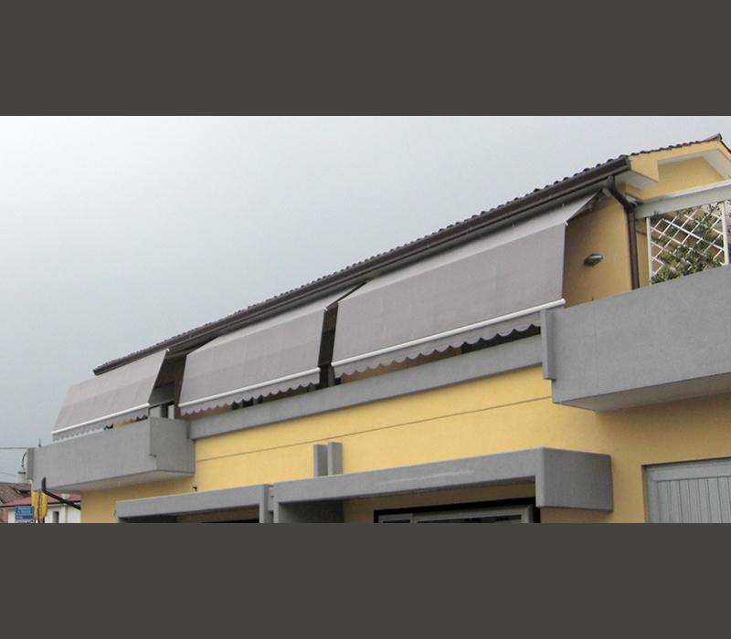tende terrazzo